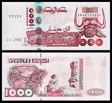 Argelia - Algeria  1000 Dinars  10-6-1998  Pick 142b   SC = UNC