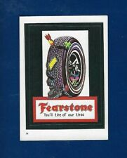 1982 Topps Wacky Packages #39 Fearstone (NM) Album Sticker