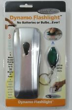 Handy Trends DYNAMO WIND-UP Flashlight Torch 3 LEDS - Save on Battery Costs