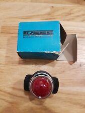 voyant de Signalisation lampe ampoule indicateur eclairage Rouge ancien 30mm