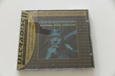 John Coltrane - Blue Train - Audiophile 24K Gold CD MFSL Ultradisc UDCD-547  NEU