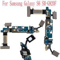 New Micro USB Charging Port Headphone Flex Board for Samsung Galaxy S6 G920F