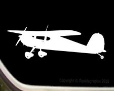 Pilot Decal-Sticker For Classic Cessna 120-140 Airplane Aircraft CA-19