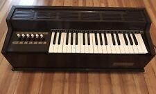 MAGNUS ELECTRIC CHORD ORGAN MODEL 391 TESTED WORKS BEAUTIFUL SOUND! 1966