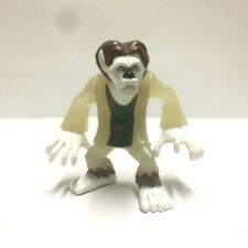 "2.5"" Scooby Doo Wolfman Monsters In the Dark action figure collect toy gift"