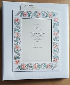 HALLMARK Keepsake Wedding Album (Refillable Photo Pages)
