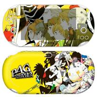 Elaborate Skin Decals Stickers For PS Vita Slim PCH-2000 Series Persona #06+Gift