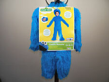 Sesame Street Cookie Monster Halloween Costume Infant Size 12-18M Months **NEW**