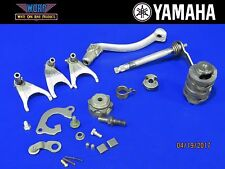 2006 Yamaha YZ250F Transmission Fork Shift Drum Change Cam Pawl Gear Shifter