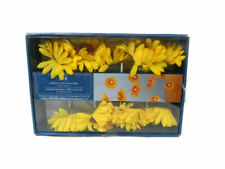 Pier 1 Sunflowers String Lights LED Yellow Flower Spring Indoor Outdoor New