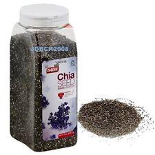 6 X BADIA - Chia Seed 22 oz / 1.38 lbs - Semilla de Chia