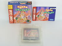 SUPER COLUMNS Game Gear Sega Japan gg