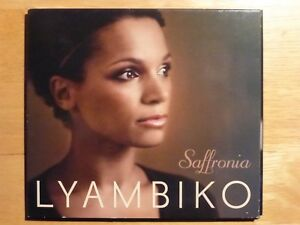 Lyambiko - Saffronia / CD Digipak limited Edition / Hommage an Nina Simone