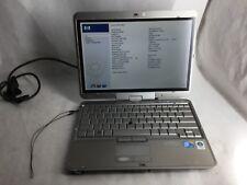 HP EliteBook 2730p Intel Core 2 Duo 1.86GHz 1gb RAM Tablet PC -CZ