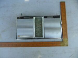 WORKING VINTAGE OLD NATIONAL PANASONIC 3 BAND TRANSISTER RADIO MODEL R-357D