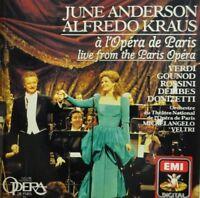 June Anderson, Alfredo Kraus À L'Opera De Paris (Live From Paris) [ CD ALBUM]