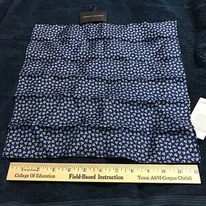 Tommy Hilfiger Silk Pocket Square, NWT, $35 Value