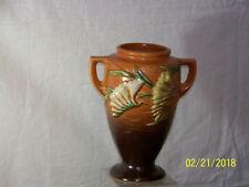 """Vintage Roseville 121-8 """"Tall"""" Vase"""