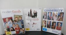 *3x TV SERIES BOX SETS - MODERN FAMILY & COMMUNITY*   DVD BOX SETS