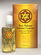 Balsamo Bouno Corporal Aceite Bon Pain Therapy Musculares Massage Oil Balm Bee