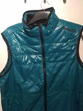 adidas porsche design jacket Vest RRP £249 Tech Snow Nylon Glanz L