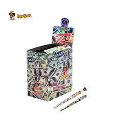 HoneyPuff $100 Dollar 110mm Pre-Rolled Cones Cigarette Rolling Papers 24 Tubes
