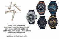 GENUINE CASIO Screw Set for fitting GST-210B, GST-B100 & GST-S100G watch straps
