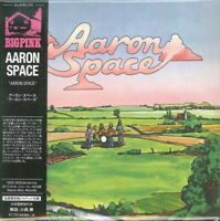 AARON SPACE-S/T-IMPORT MINI LP CD WITH JAPAN OBI Ltd/Ed G09