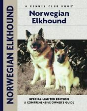Comprehensive Owner's Guide: Norwegian Elkhound by Juliette Cunliffe (2005,.