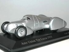 Minichamps 410352000, Auto Union Typ Lucca, 1935, silver, 1/43, limited
