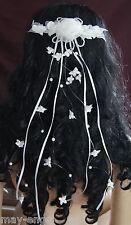 Kopfschmuck Haarschmuck Kranz Tiara Curlies Haargesteck Kommunionkranz 776*
