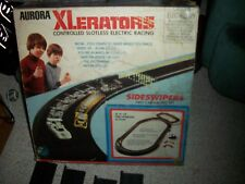 Aurora Xlerators Sideswipers Raceway No Cars Can Be Used With Other Slot Cars