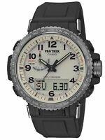 Casio PRO TREK PRW50Y-1B Climber Line Triple Sensor Multiband 6 200m Men's Watch