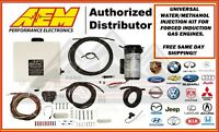 AEM 30-3300 Water Methanol Injection Kit V2 MAP Sensor & BOOST CONTROLLER 35PSI
