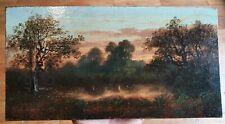 Théodore Rousseau barbison hsp peinture