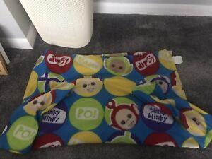Teletubbies Snuggle Blanket