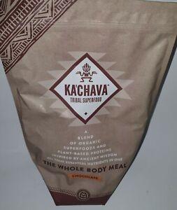 Ka'Chava Chocolate Organic Meal Replacement Shake Expires 04/2022