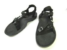 Teva Sport/Hiking Sandals Black Men's Sz. 12 Spider Rubber Soles Very Good Cond.