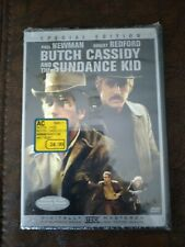 Butch Cassidy and the Sundance Kid Dvd 1969/2000 Special Edition Brand New