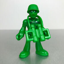 Imaginext Toy Story Adventures ARMY MEN figure soldier w/binoculars