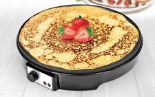 "Crepe Maker Machine Pancake Griddle – Nonstick 12"" Electric Griddle"