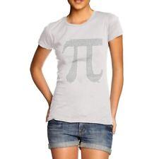 Divertido camisetas para Mujeres Pi Numbers en forma de pi para Mujer Camiseta