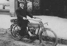 Antique Harley Davidson Photo 828 Oddleys Bizarre & Strange