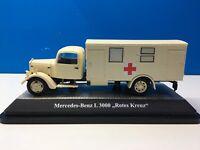 Mercedes-Benz L3000 Rotes Kreuz Ambulancia Ambulance 1939 Premium Classixxs 1:43