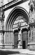 BR20623 Vannes porche de la cathedrale saint pierre France