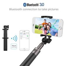 Lobkin Beats Selfie Stick Anker Bluetooth Highly Extendable Compact Monopod iOS