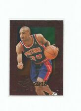1995-96 HOOPS POWER PALETTE GRANT HILL #3 DETROIT PISTONS NM-MINT!!!!