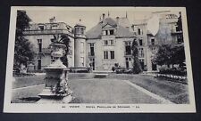 CPA 1920-1935 CARTE POSTALE FRANCE VICHY HOTEL PAVILLON SEVIGNE