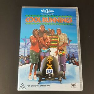 Cool Runnings DVD Movie Region 4
