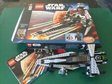 LEGO 7915 STAR WARS * Imperial V-wing Starfighter * 100% complete, figures, Box